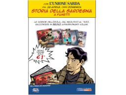 Storia della Sardegna a fumetti Unione Sarda