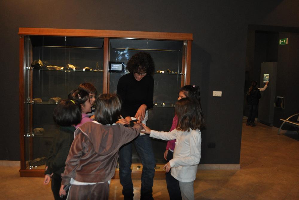 Visita guidata al museo dell'ossidiana